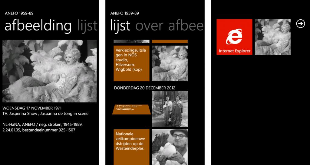 Anefo-OpenCultuurData