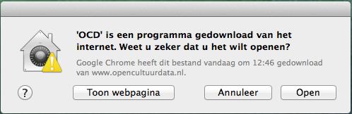 OCD MAC STAP 4