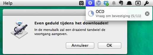 OCD MAC STAP 6