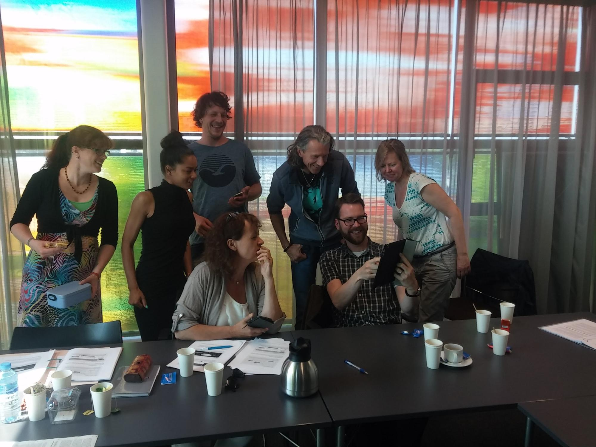 Open Cultuur Data 2016 sessie 3
